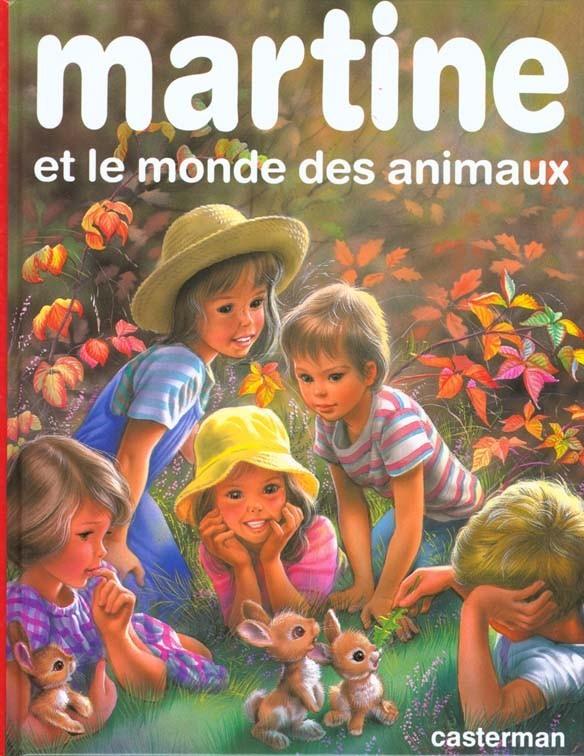 Martine et le monde des animaux